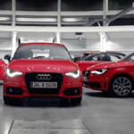 CM「アウディ Audi A1 Sportback」の曲「Be My Ride / Louise Eliott(ルイス・エリオット)」
