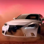 CM「レクサス LEXUS IS 350 300h 250 Amazing Shots篇」の曲「CHAOS THEORY / ShockOne(ショックワン)」