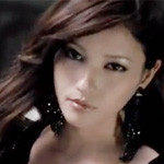 CM「カネボウ ケイト KATE GOLDISH篇(黒木メイサ)」の曲「Liquid fire / 武田カオリ」