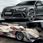 CM「アウディ Audi RS 6 Avant」の曲「Everything / Sean Christopher(ショーン・クリストファー)」