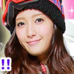 CM「冬スポ2013 Winter Sports Festa(菜々緒)」の曲「Snow Flakes Love / 塩ノ谷早耶香」