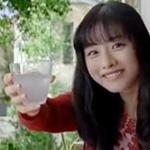 CM「SUNTORY サントリー 鏡月(石原さとみ)」の曲「きょう、きみと、… / 山田将司」