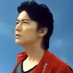 CM「アサヒスーパードライ」の曲「HUMAN(ヒューマン)/ 福山雅治」