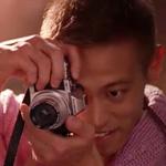 CM「オリンパス OLYMPUS(本田圭佑)」の曲「oh my love / 稲葉浩志(B'z)」