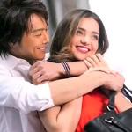 CM「サマンサタバサ Samantha Thavasa(ミランダ・カー TAKAHIRO)」の曲「Love Story / EXILE TAKAHIRO」