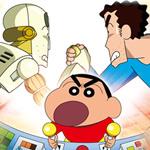 映画「クレヨンしんちゃん ガチンコ!逆襲のロボとーちゃん」の主題歌「ファミリーパーティー / きゃりーぱみゅぱみゅ」