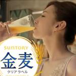 CM「SUNTORY サントリー 金麦クリアラベル(北川景子)」の曲「カモン・エヴリバディ / Eddie Cochran」