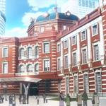 CM「東京駅開業100年記念」の曲「時季(とき)は巡る~TOKYO STATION~ / さかいゆう」