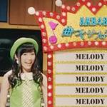 CM「AKB48曲づくりプロジェクト」の曲「デモ曲A~H」