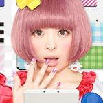CM「ニンテンドー3DS きせかえプレート」の曲「KISEKAE / きゃりーぱみゅぱみゅ」