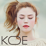CM「KOE コエ」の曲「Rainbow / Chara(チャラ)」