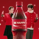 CM「コカ・コーラ」の曲「ハピネス / AI(アイ)」