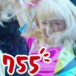 CM「トークアプリ 755」の曲「Music Flyer / E-Girls」