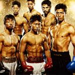 「ボクシングフェス2014 SUPER BOXEO」のテーマ曲「黄金魂 / 湘南乃風」