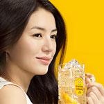 CM「SUNTORY サントリー 角瓶(井川遥)」の曲「ウイスキーが、お好きでしょ / 一青窈(ひととよう)」