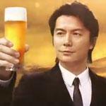 CM「アサヒスーパードライ ドライプレミアム」の曲「CMオリジナル曲 / 福山雅治」