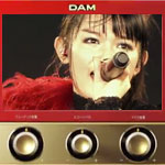 CM「カラオケDAM」の曲「メギツネ / BABYMETAL(ベビーメタル)」