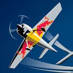 CM「Red Bull Air Race レッドブル・エアレース」の曲「Las Vegas / B'z(ビーズ)」