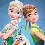 映画「アナと雪の女王 エルサのサプライズ」の主題歌「パーフェクト・デイ 特別な一日 / 松たか子 神田沙也加」