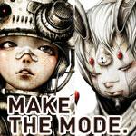 CM「モード学園 2015年 MAKE THE MODE篇」の曲「→MIRAI→ (ポストミライ) / AA= × JM-0.8」