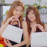 CM「Samantha Vega サマンサ ベガ」の曲「Anniversary!! / E-girls」