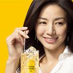 CM「SUNTORY サントリー 角瓶(井川遥)」の曲「ウイスキーが、お好きでしょ / 畠山美由紀」