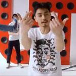 CM「ユニクロ UTme!」の曲「君もやってme! スマホでUTme! / 鎮座DOPENESS(ちんざドープネス )」