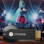 CM「Chromecast(クロームキャスト)」の曲「ギミチョコ!! / BABYMETAL(ベビーメタル)」