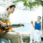 CM「SUNTORY サントリー オールフリー」の曲「白いパラソル(松田聖子)のカバー / 奇妙礼太郎」