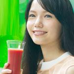 CM「カゴメトマトジュース(宮﨑あおい)」の曲「赤道小町ドキッ / 橋本絵莉子(チャットモンチー)」